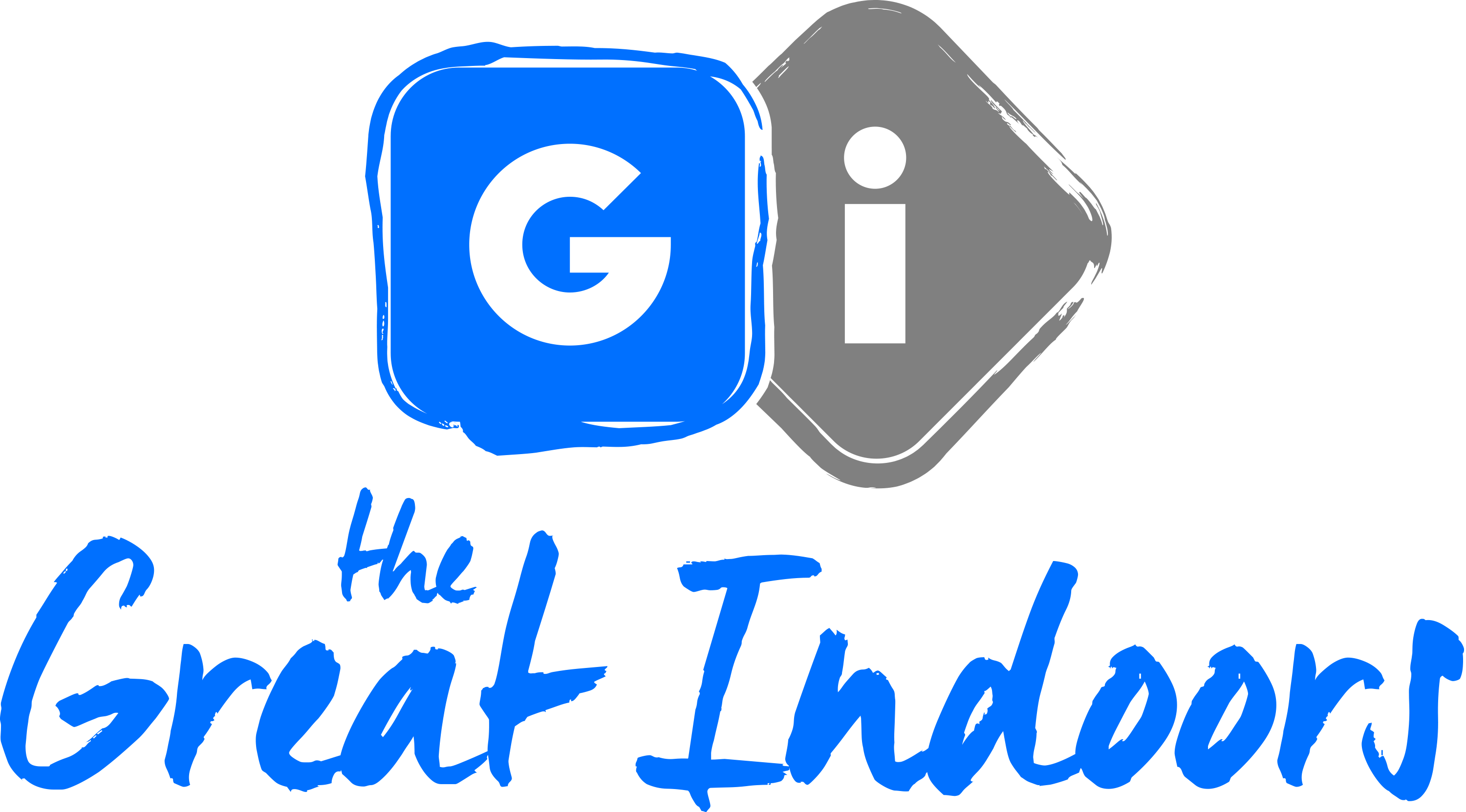 The Great Indoors full logo